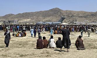 Den norske styrkesjefen i Kabul:– Sikkerheten oppleves som god