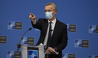 Stoltenberg kaller inn til utenriksministermøte i Nato