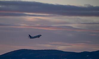 Fly med 84 evakuerte har landet i Danmark – ingen nordmenn ombord