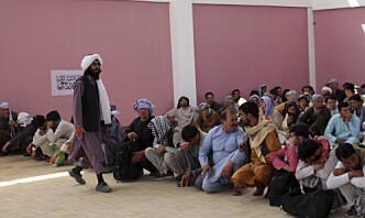 Afghanistan - har alt vært forgjeves?