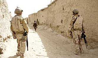 Hvor effektiv var egentlig den norske og allierte militære opplæringen i Afghanistan?