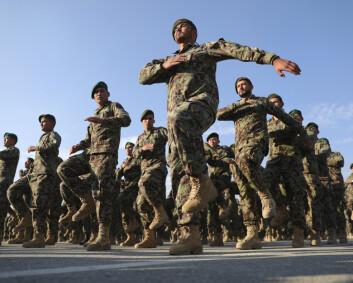 Etter 20 år i Afghanistan burde ikke kollapsen slått ned som en bombe