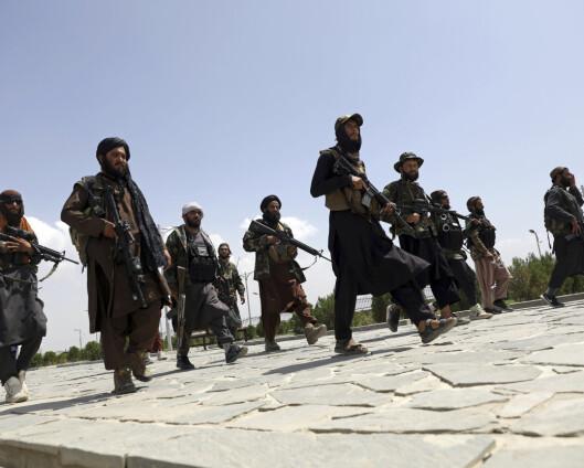 Taliban møter motstand i Panjshirdalen
