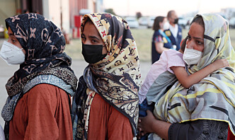 Afghanske kvinner: – Burka er vårt minste problem