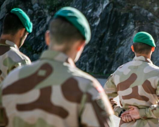 50 soldater fra Brigade Nord har rykket til Tbilisi