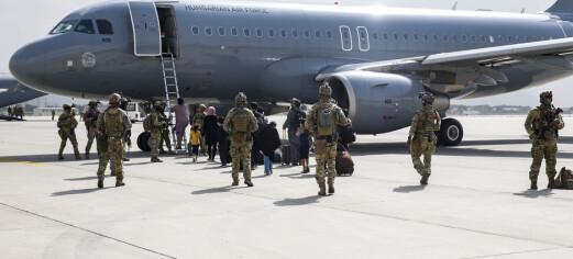 Forsvaret har iverksatt tiltak etter terrortrussel i Kabul