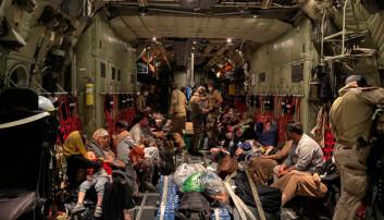 Norsk Hercules:– Vi bidrar så godt vi kan i en ekstrem situasjon
