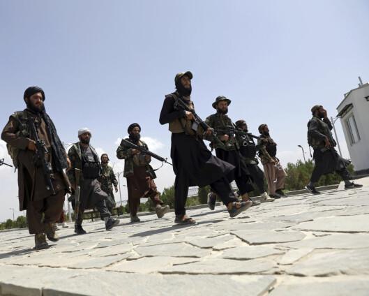 Norskfinansiert utstyr kan ha havnet i hendene på Taliban