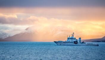 «Strandet» personell på Jan Mayen hentes ut av Kystvakten