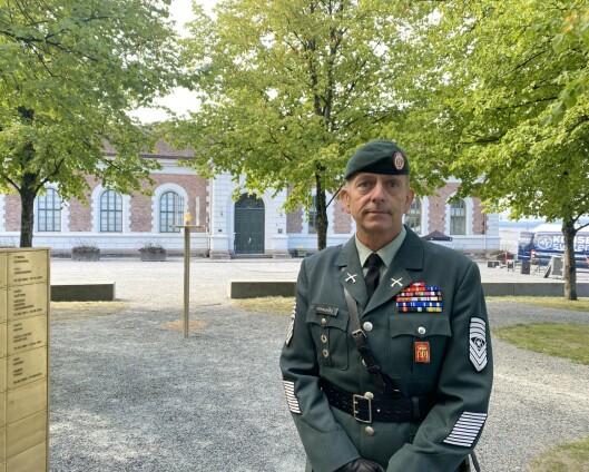 – Jeg tror og håper flere veteraner vil komme hit