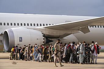 Røde Kors' oppsporingstjeneste får mange Afghanistan-henvendelser