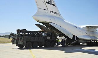 Tyrkia vil kjøpe flere russiske luftvernraketter