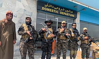 Afghanistan- gamechanger i internasjonal sikkerhetspolitikk