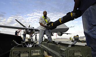 USA skal ha brukt missil utstyrt med «sverdblader» mot IS i Afghanistan