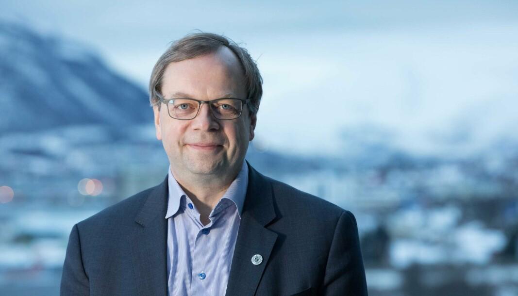 NY DIREKTØR: Kenneth Ruud starteR i jobben som ny administrerende direktør ved Forsvarets forskningsinstitutt 3. januar 2022.