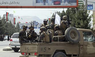 Taliban lover å stanse IS-angrepene i Afghanistan