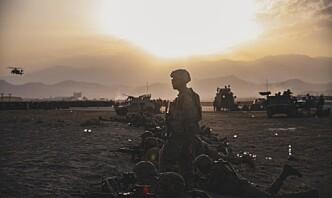 USA lånte enorme summer for å krige i Afghanistan