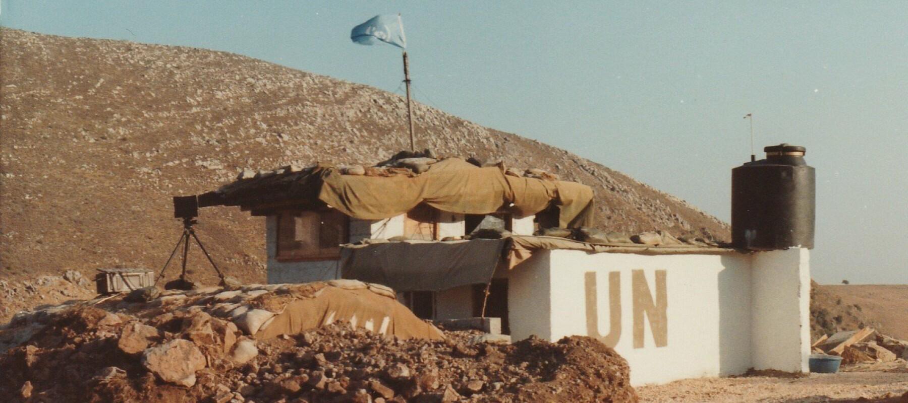 Bilder til og fra boken Norske FN-soldater i skuddlinjen, av Frank Magnes