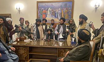 Al-Qaida gratulerte Taliban med «historisk seier»