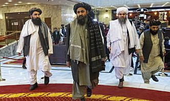 Taliban har utnevnt regjeringssjef