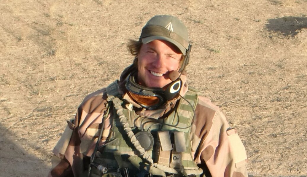 Trym elsket militæret. Så kom de psykiske plagene