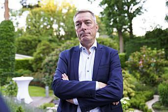 OPPTATT AV Å IVARETA: Forsvarsminister Frank Bakke-Jensen har engasjert seg i veterandebatten.