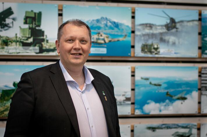 ARRANGØR: Ordfører i Målselv kommune, Bengt-Magne Luneng (Sp) mener Norge trenger debatt om de forsvars- og sikkerhetspolitiske utfordringene man kan støte på fremover.