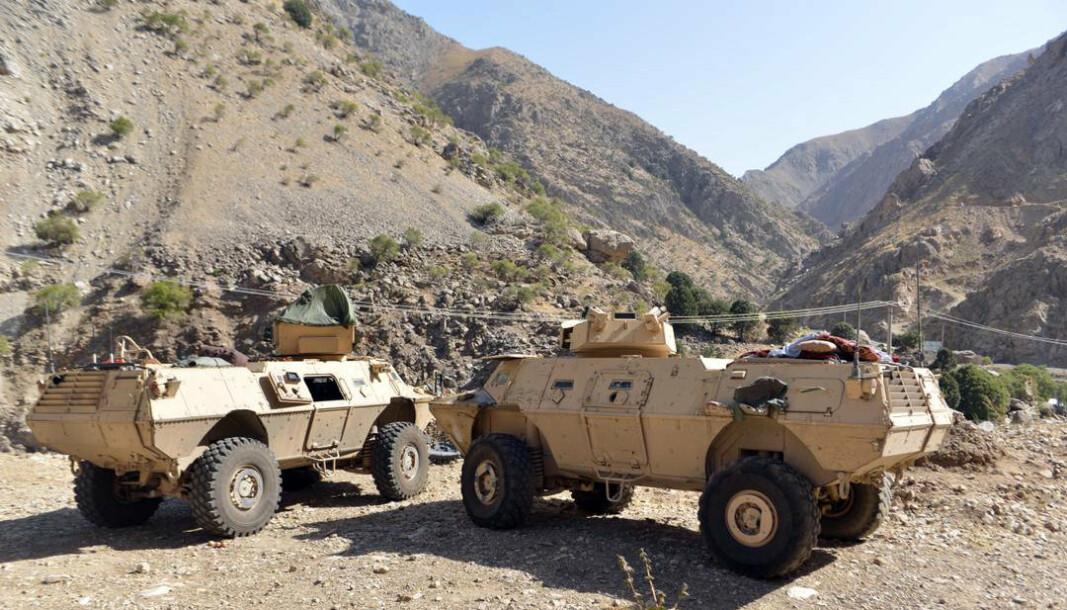 PANJSHIR: Taliban har tatt over Panjshirdalen nord for Kabul. Dalen var inntil i dag det siste området i Afghanistan som ikke var tatt over av Taliban.