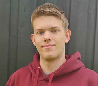 SKRIBENTEN: Magnus Brandt Lågøyr er sentralstyremedlem i Unge Sentrum, Partiet Sentrums ungdomsparti.