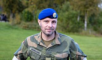 Brigadesjefen: – Tbilisi viste bredden i å være soldat