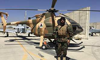 Taliban viste fram ødelagt CIA-base i Kabul