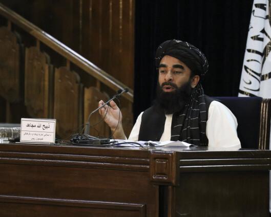 USA er bekymret for «merittlisten» til noen av Talibans regjeringsmedlemmer