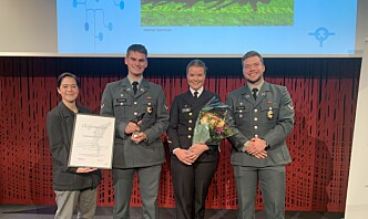 Soldataksjonen fikk Olafprisen for arbeid med å forebygge selvmord
