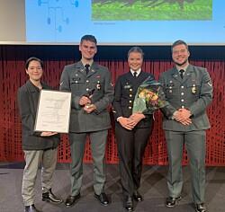 Soldataksjonen fikk pris for sitt arbeid med å forebygge selvmord