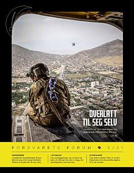 60 sider Afghanistan-spesial