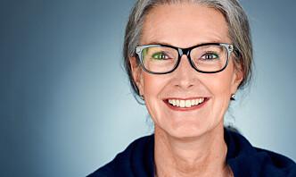 Spesialrådgiver Birgitte Frisch har luktesans nærmest på nivå med en narkohund