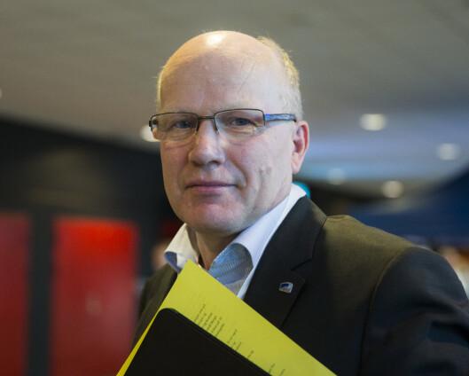 – Norge bør definitivt bruke mer penger på forsvar
