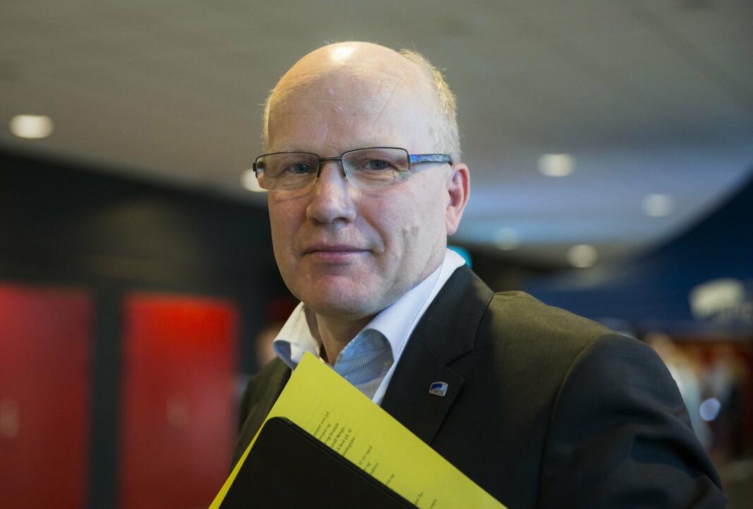 NORDOMRÅDENE: Russland forblir den dimensjonerende faktoren i norsk forsvarsplanlegging, mener Hårek Elvenes (H).