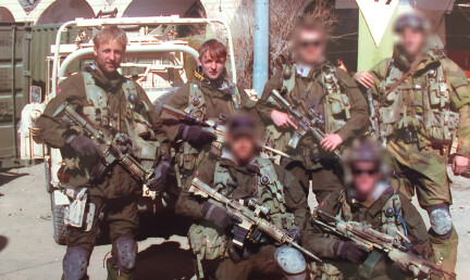 20 år med krig i Afghanistan
