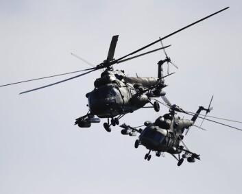 200.000 soldater deltar i den russiske storøvelsen Zapad-2021