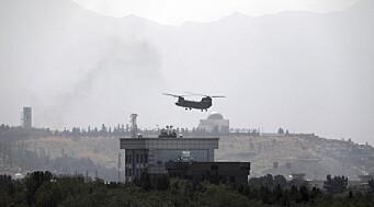 Telefonsamtale i «loop» skaper bekymring for afghanske piloter