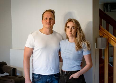 Markedspris på forsvarsboliger kan avgjøre parets fremtid på Bardufoss
