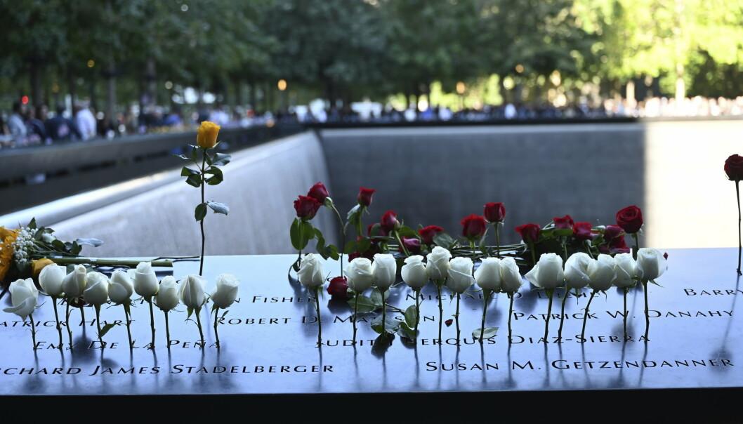 MINNEDAG: Samme dag som ofrene etter terroren 11. september 2001 mintes, ble det første hemmeligstemplede terrordokumentet offentliggjort.