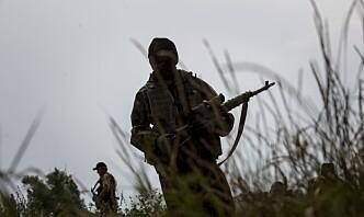 Tre ukrainske soldater drept i Øst-Ukraina