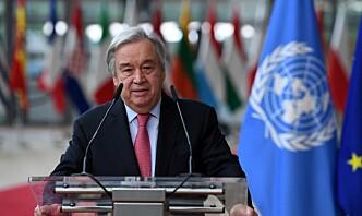 Taliban-bekymring preger giverkonferanse for Afghanistan