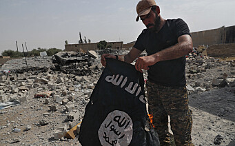 Det var på Trumps vakt ISIL led nederlag i Raqqa