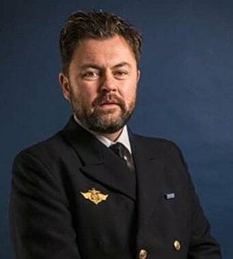 SER TIL HÆREN: Hovedverneombud i Sjøforsvaret, Robert Hansen, har engasjert seg i debatten om de nye bestemmelsene. Han viser til hvordan andre grener har løst skohøyde.