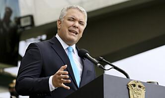 Colombia styrker militært nærvær ved grensen til Venezuela