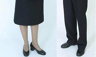 Forsvarstopp vil ha kjønnsnøytrale uniformer