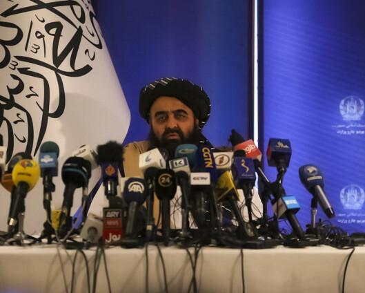 Taliban takker for løfter om bistand